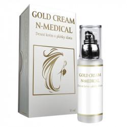 Denní krém Gold Cream - AKCE 1+1 ZDARMA