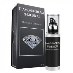 Noční krém Diamond Cream - AKCE 1+1 ZDARMA
