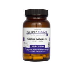 Hyaluron N-Medical 100% čistá kyselina hyaluronová v tobolkách