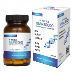 N-Medical NMN 30.000 mg - 60 kapslí